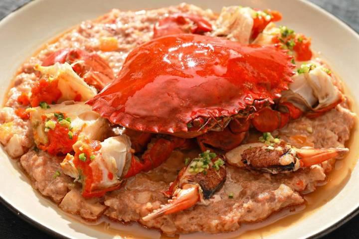 晶華端出斯里蘭卡巨蟹,「粵式品蟹宴」展現當令美味 @YA !野旅行-吃喝玩樂全都錄