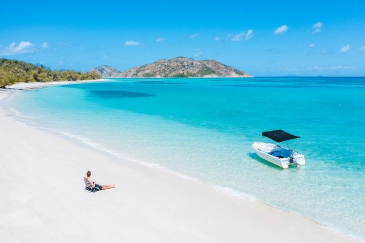 澳洲昆士蘭私秘島嶼好萊塢名人度假勝地  體驗大自然美景、徜徉湛藍大海 @YA !野旅行-吃喝玩樂全都錄