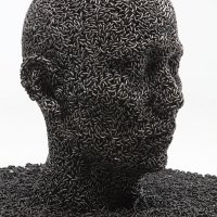 10+ Incredible Chain Sculptures by Seo Young Deok