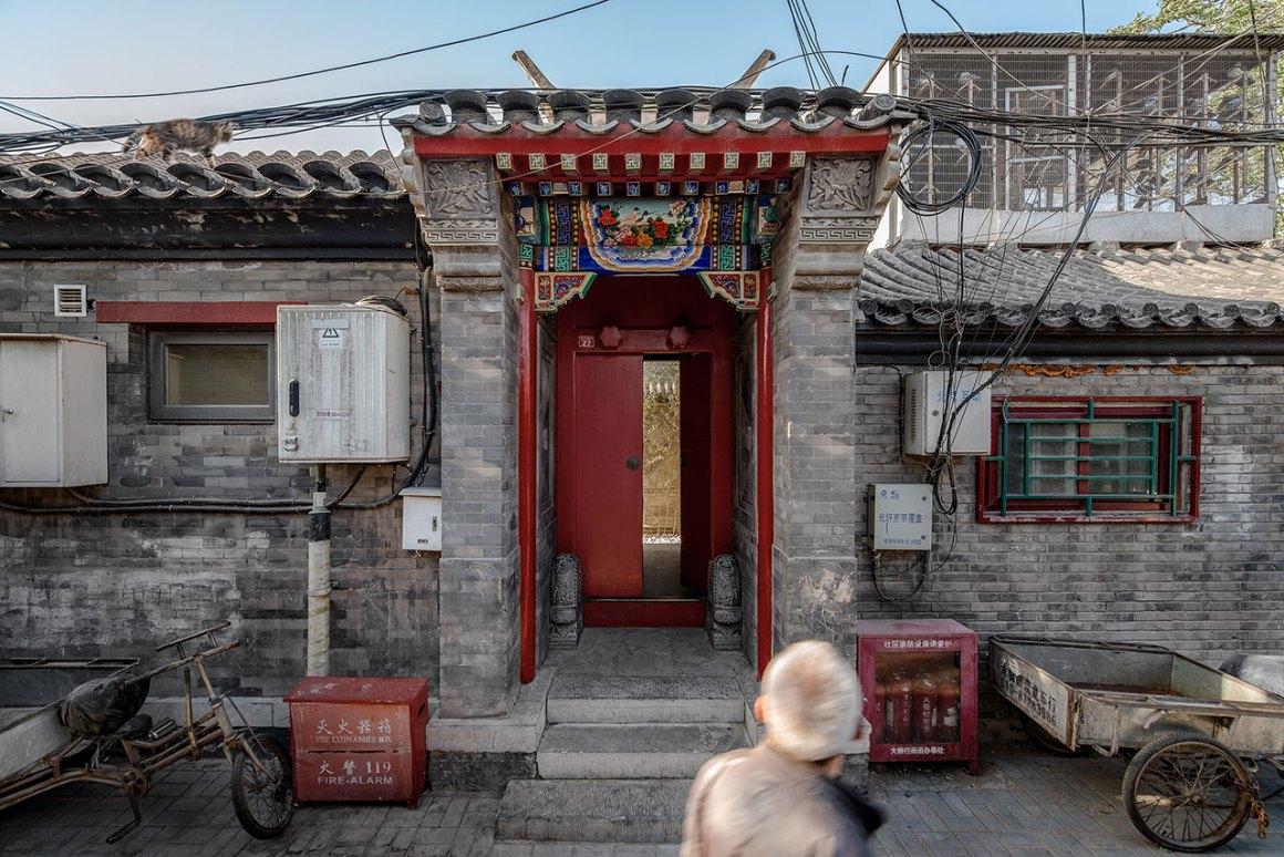 Photo de Wang Ning, Jin Weiqi.