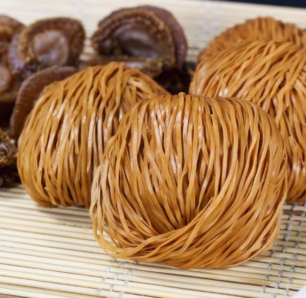 極品鮑魚麵 - 乾麵類 - 產品目錄 - 香港仔有記粉面廠