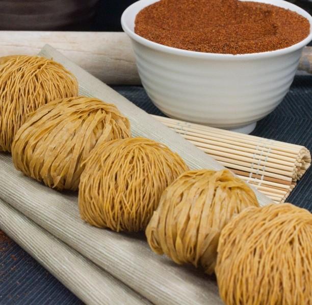 星級蝦子麵 - 產品目錄 - 香港仔有記粉面廠