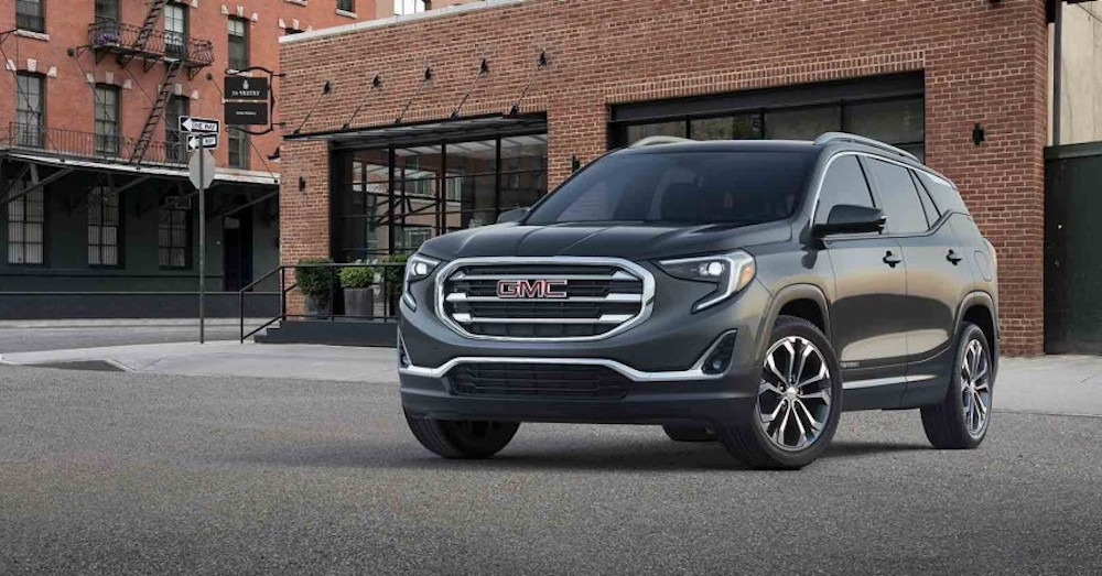 The GMC Terrain: A New Model With an Old Name