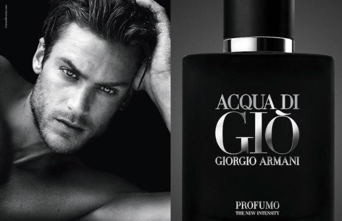 Acqua di Giorgio Armani