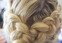 Круглая коса: 20 свежих причесок этого сезона