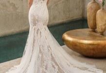 Свадебные платья 2018 – тренды будущего