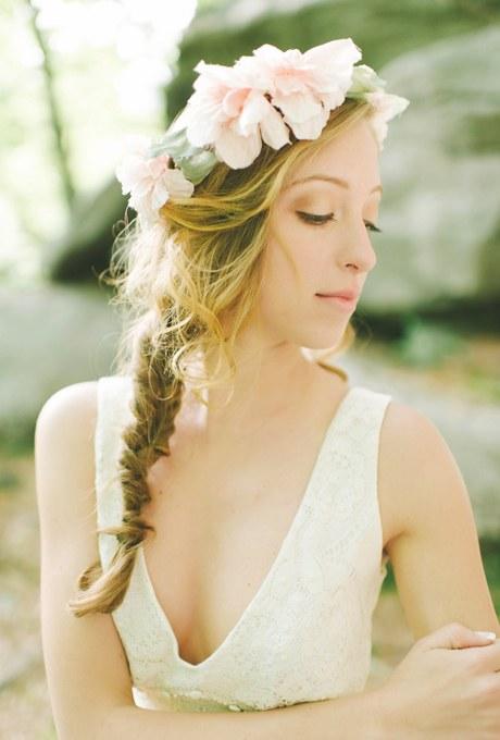 Свадебные прически 2017 для длинных и средних волос