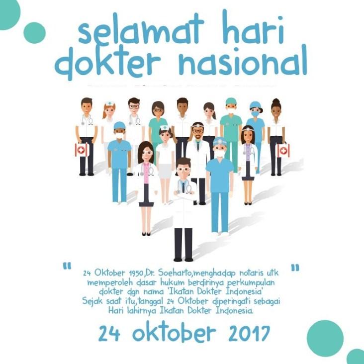 selamat hari dokter nasional ykp