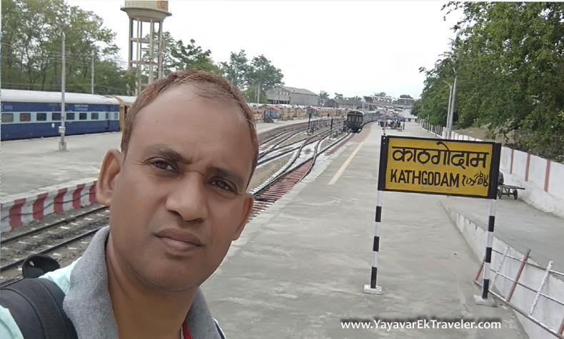 Kathgodam Station