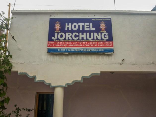 Hotel Jorchung