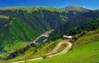 Uzungöl Turizm Merkezi, Trabzon ilinde en çok ziyaret edilen yerdir.