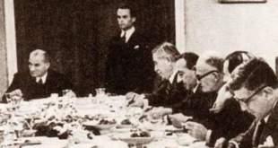 Platon'un bahçesi, Atatürk'ün Sofrası   Ethem Arı