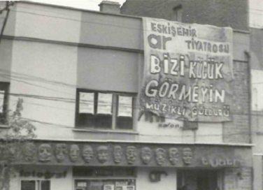 Eskişehir Sinemaları  Ethem Arı
