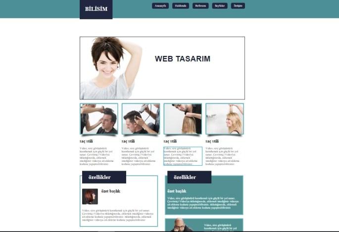 web_tasarim_ornek_1