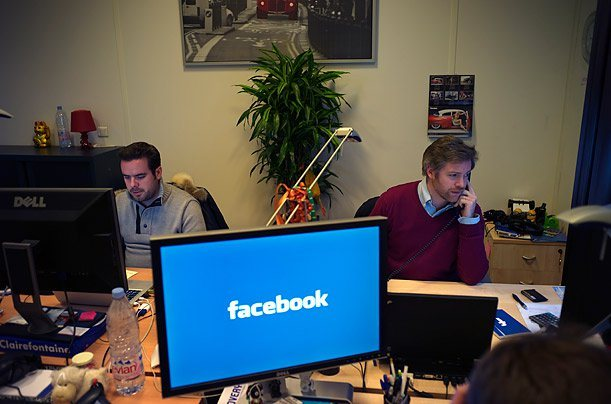 Facebook California Ofisi