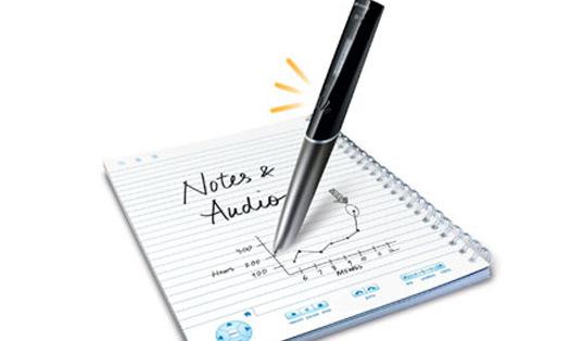 Sesi yazıya çeviren kalem