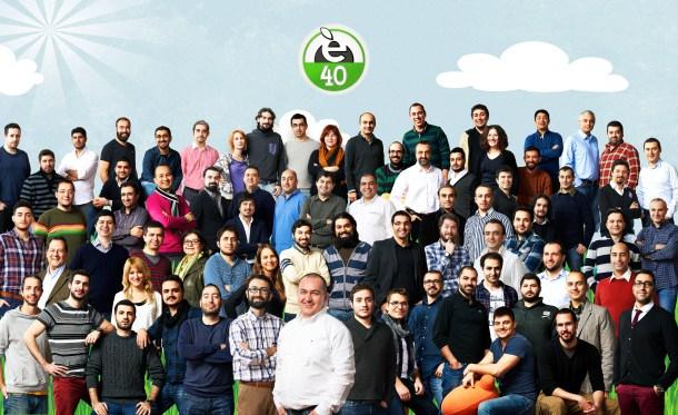 2014 yılının Etohum 40 girişimcileri