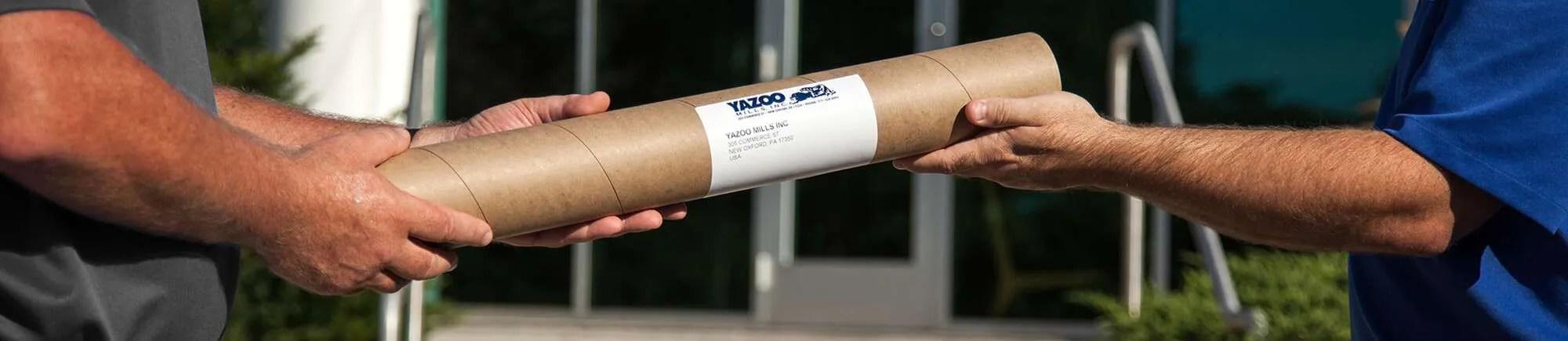 mailing tubes yazoomills