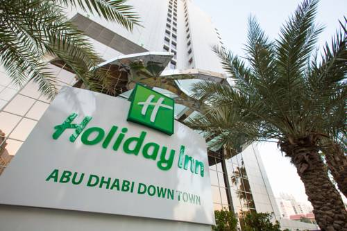 Best hotel to get free loyalty program reward nights in Abu Dhabi : Holiday Inn Abu Dhabi Downtown