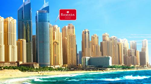 Best hotel to get free loyalty program reward nights in Dubai : Ramada Plaza Jumeirah Beach