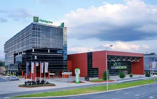 Best hotel to get free loyalty program reward nights in Belgrade : Holiday Inn Belgrade