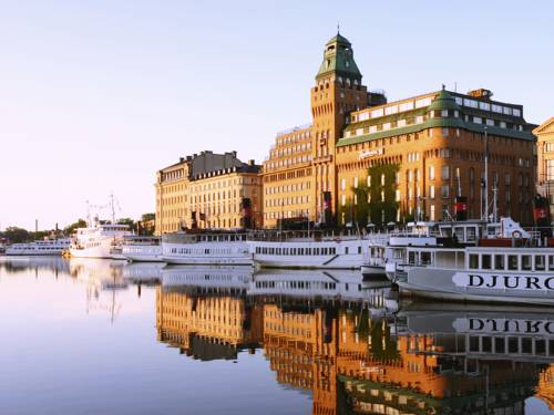 Best hotel to get free loyalty program reward nights in Stockholm : Comfort choice, Radisson Blu Strand Hotel, Stockholm