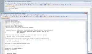 Notepad ouvrir un fichier dans une nouvelle fen tre for Ouvrir excel dans une nouvelle fenetre