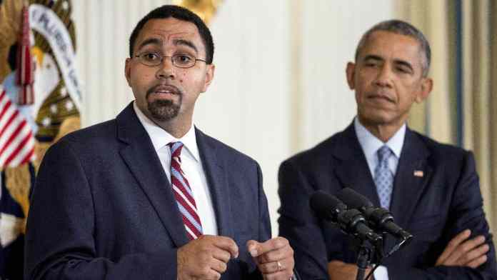 SECRETARY OF EDUCATION JOHN KING SENDS LETTER TO STATES CALLING FOR AN END TO CORPORAL PUNISHMENT IN SCHOOLS
