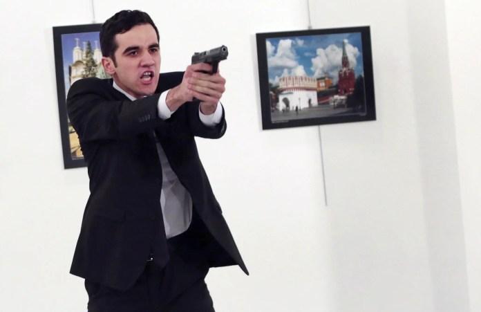 Russian Ambassador Assassinated