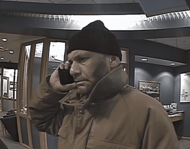 BB&T Bank Robbery Suspect - Philadelphia FBI