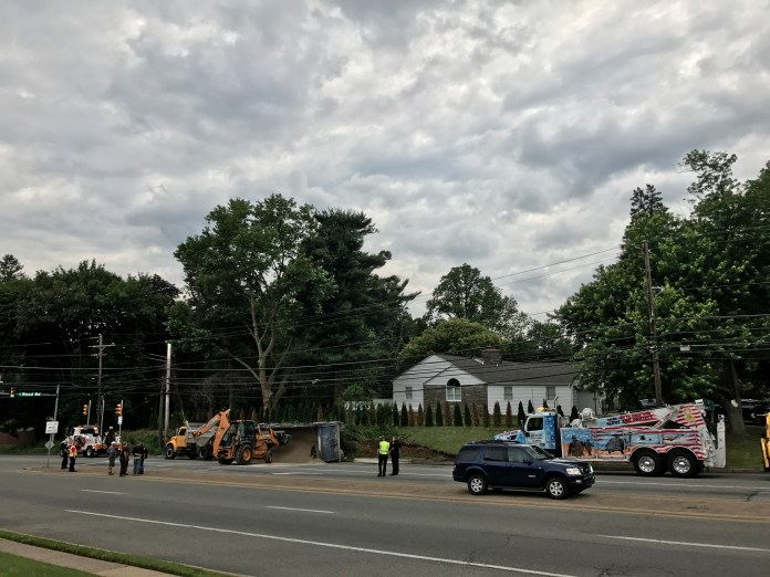 Marple Township Truck Accident