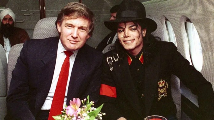 Donald Trump Tasked with Finding Michael Jackson's 'Missing Will.'