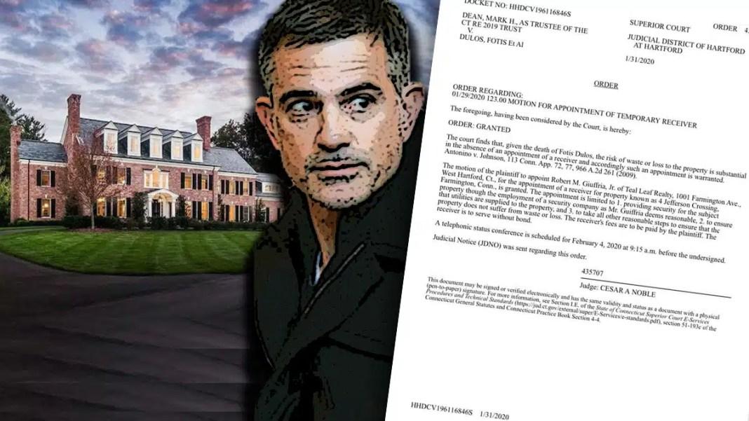 Fotis Dulos' mother-in-law appointed caretaker for Farmington home