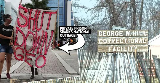 Guards at George W. Hill Correctional Facility to go on strike, leaving 1,500 inmates in limbo