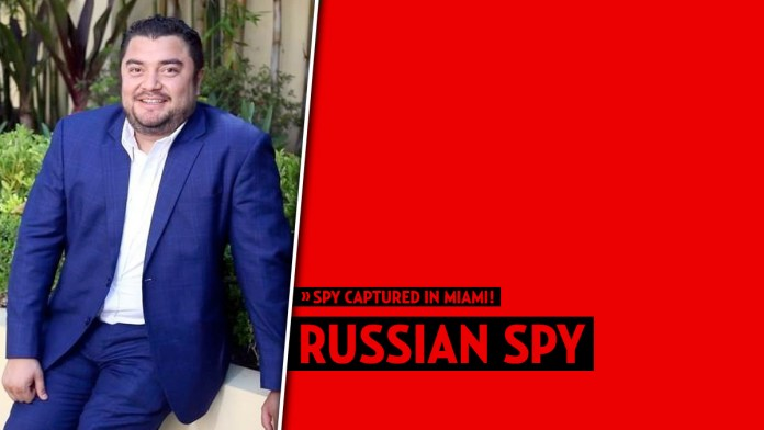 Russian spy under the guise of a Mexican citizen who resided in Singapore captured in Miami