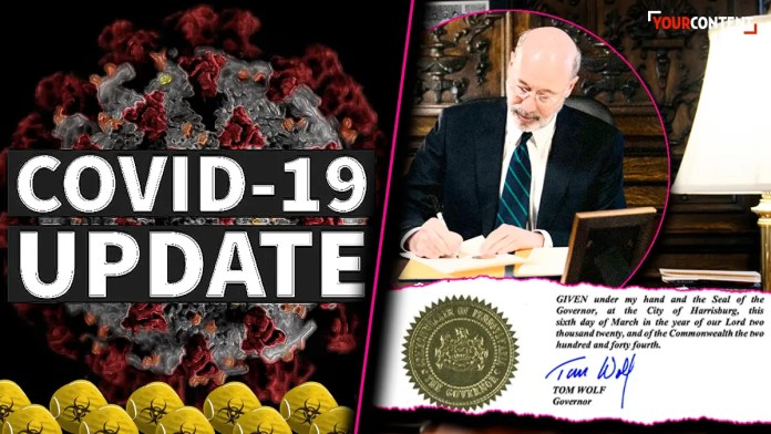 SEO title preview: Pennsylvania Gov. Wolf reminds non-essential businesses to comply with coronavirus closures » Your Content