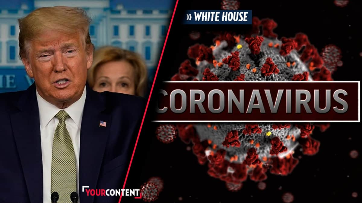 President Trump extends federal coronavirus social distancing guidelines until end of April » Your Content