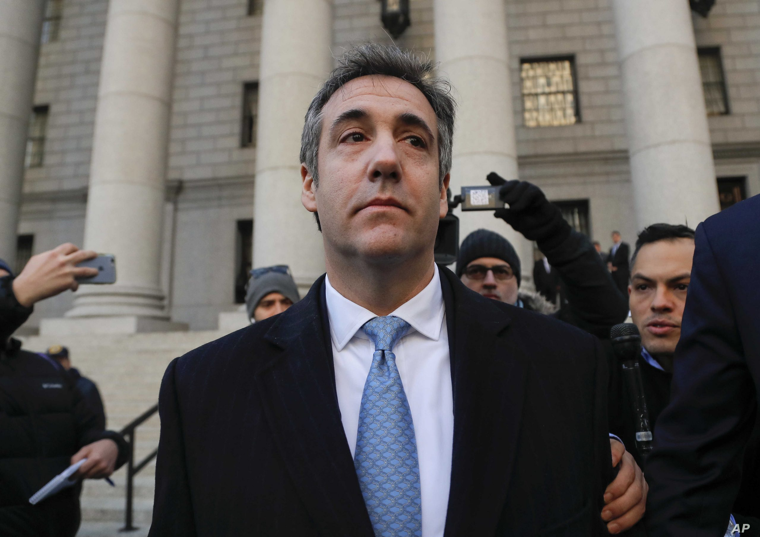 Michael Cohen to be released from prison on Thursday for home confinement