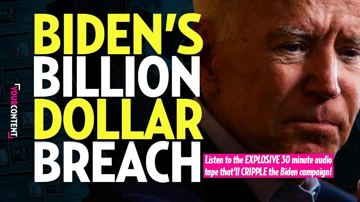 Former VP Biden Call with Ukraine's Poroshenko LEAKED- $1 Billion 'Quid Pro Quo' Discussed