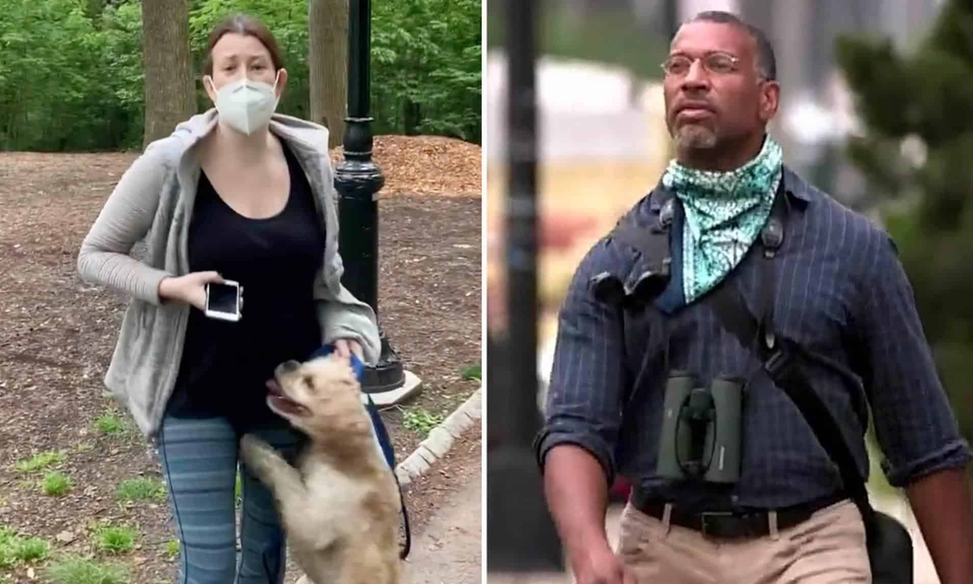 Central Park dog walker Amy Cooper charged over confrontation with black man