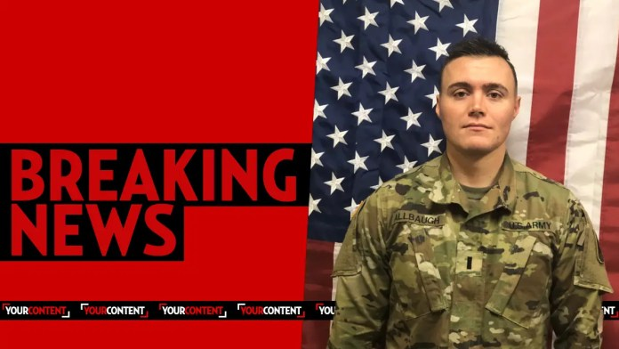 First Lt. Joseph Allbaugh, 24, Dead in Afghanistan: Dept. of Defense Investigating » Your Content
