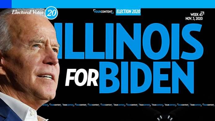 Joe Biden Wins Illinois