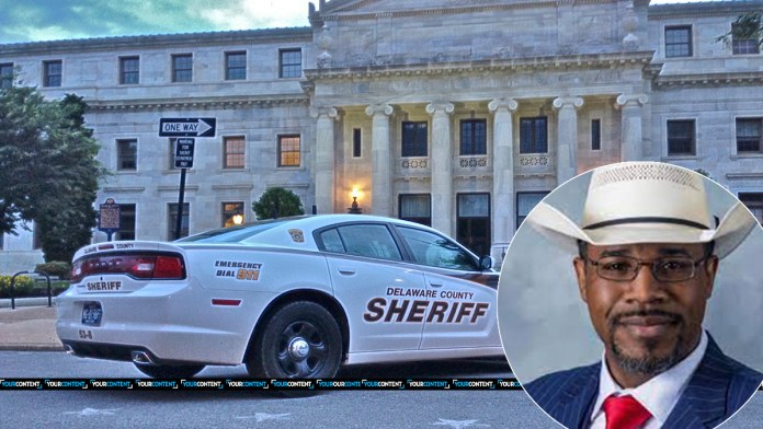 Joshua Brown, GOP front-runner for Delaware County Sheriff, holds criminal record in 3 states