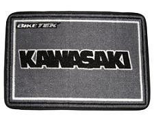 outillage divers outillages tapis d entree biketek imprime kawasaki suzuki yamaha 60x40cm ycamotoshop com piloter sans limite