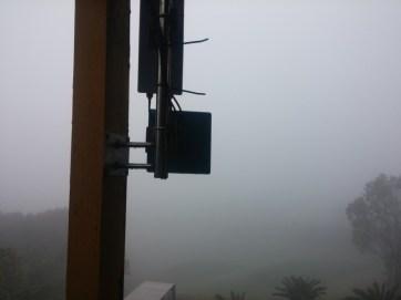 遠距離 無線網路-濃霧速率仍有250Mbps