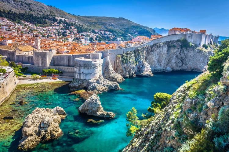 Destinasi wisata untuk penggemar film: Dubrovnik, Croatia.