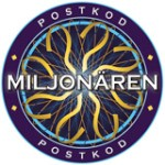 Logo Postkodmiljonären