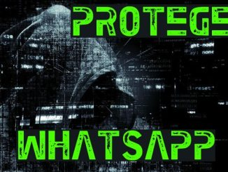 proteger cuenta whatsap