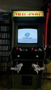 maquina recreativa sega Dreamcast