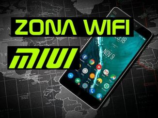 compartir wifi xiaomi redmi note 4
